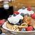 francés · brindis · arándanos · frescos · mesa · de · picnic · alimentos - foto stock © stephaniefrey