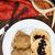 fried chicken and fresh waffles stock photo © stephaniefrey