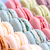 colorful macarons stock photo © stephaniefrey