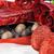 rojo · corazones · San · Valentín · presente · fondo - foto stock © stephaniefrey