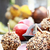 chocolate chip carmel apples outdoors stock photo © stephaniefrey