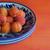 ボウル · 青 · フローラル · 色 · 新鮮な · 皿 - ストックフォト © stickasa