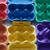красочный · яйцо · бумаги · окна · зеленый · синий - Сток-фото © stickasa