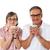 szerelmespár · tart · együtt · csésze · kávé · kezek - stock fotó © stockyimages