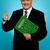 ビジネスマン · 電卓 - ストックフォト © stockyimages