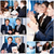 business collage innovative concept stock photo © stockyimages
