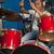 man · spelen · trommel · uitrusting · geluid - stockfoto © stockyimages