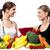 twee · vers · bananen - stockfoto © stockyimages