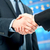 negocios · apretón · de · manos · acuerdo · exitoso · gente · de · negocios · apretón · de · manos - foto stock © stockyimages