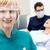 sorridente · feminino · dentista · assistente · dentes - foto stock © stockyimages