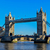 tower bridge in london crosses river thames stock photo © stockyimages