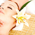 woman getting spa treatment stock photo © stockyimages