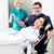 pronto · cirurgia · feminino · cirurgião · posando - foto stock © stockyimages