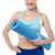fitness woman with an excercise mat stock photo © stockyimages