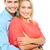 男 · 妻 · 後ろ · カップル · 肖像 - ストックフォト © stockyimages