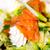 delicioso · crema · queso · cebollino · hortalizas · fondo - foto stock © stockyimages