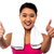 femminile · sorridere · crossfit · palestra - foto d'archivio © stockyimages