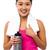 Asya · fitness · woman · model · ayakta · spor · salonu - stok fotoğraf © stockyimages