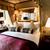 moderno · dobrar · limpar · quarto · decorado · mestre - foto stock © stockyimages