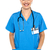 Female doctor with stethoscope around her neck stock photo © stockyimages