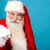 happy santa claus pointing at you stock photo © stockyimages