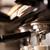 gözlük · makine · mutfak · cam · bar · süt - stok fotoğraf © stockyimages