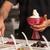 malzemeler · dondurma · taze · meyve · bahar · yaz - stok fotoğraf © stockyimages