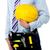 uomo · strumenti · primo · piano · cintura · lavoro · blu - foto d'archivio © stockyimages