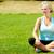 jogger · senior · acqua · potabile · applicazione · fitness - foto d'archivio © stockyimages