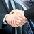 affaires · handshake · face · réussi · gens · d'affaires · serrer · la · main - photo stock © stockyimages