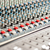 large sound mixer equipment in studio stock photo © stockyimages