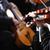 música · clássica · concerto · sinfonia · música · violinista · mão - foto stock © stokkete