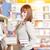 глядя · книга · книжный · магазин · женщины · рабочих - Сток-фото © stokkete
