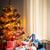 家族 · デジタル · タブレット · クリスマス · 幸せ · 母親 - ストックフォト © stokkete