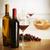 copa · de · vino · botella · naturaleza · muerta · vino · tinto · vidrio · restaurante - foto stock © stokkete