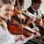 música · clássica · violoncelista · sinfonia · concerto · homem · jogar - foto stock © stokkete
