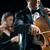 symphony orchestra performance celloist close up stock photo © stokkete