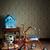 ricordi · soffitta · vintage · retro · wallpaper · piano - foto d'archivio © stokkete