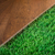 herbe · artificielle · vert · blanche · herbe · jardin - photo stock © stokkete