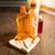 piso · de · madeira · detergente · produtos · cuidar · madeira · Óleo - foto stock © stokkete
