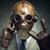 man · gasmasker · zakenman · vergadering · witte - stockfoto © stokkete