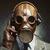 bağbozumu · gaz · maskesi · kulaklık · adam - stok fotoğraf © stokkete