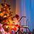 bağbozumu · renkli · üç · tekerlekli · bisiklet · oyuncaklar · Retro · duvar · kağıdı - stok fotoğraf © stokkete