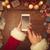 sms · chat · érintőképernyő · telefon · technológia · telefon · ír - stock fotó © stokkete