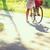 bicikli · sáv · park · citromsárga · felirat · nyilvános - stock fotó © stokkete