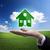 maison · assurance · maison · protégé · assuré - photo stock © stokkete