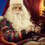 santa claus using smartphone stock photo © stokkete