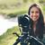 genç · fotoğrafçı · kız · dijital · fotoğraf · makinesi · portre · serin - stok fotoğraf © stokkete