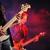 kő · zenészek · játszik · élet · koncert · férfiak - stock fotó © stokkete