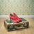 sapatos · velho · mala · marrom · retro - foto stock © stokkete